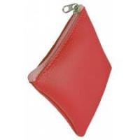 Чехол для наушников (молния) Красный